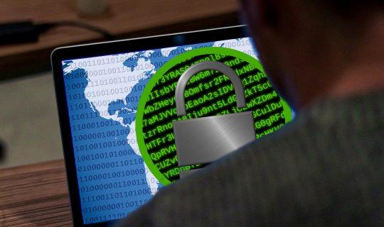 Ondernemer getroffen door ransomware