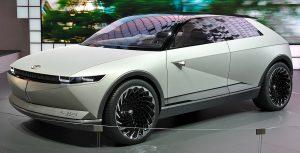 Elektrische Hyundai Ioniq 5