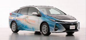 Toyota Prius Solar